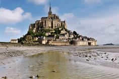 Mont Saint Michel, France. Travel the World with Angelo Ferraris.