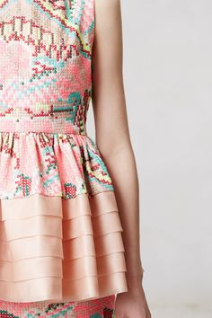 If anyone wants to buy me a gift...this top and skirt..  Daksha Stitched Blouse - Anthropologie.com