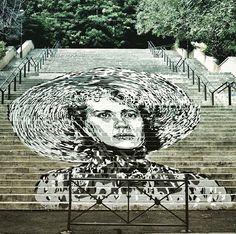 Street Art by Diavu in Rome #art #arte #mural #streetart http://t.co/jZXABcoFha