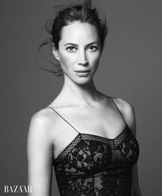 #Christy_Turlington says she 'can't wait to be 50' although she's only 44-years-old yet appears to be much younger.  Don't listen to anyone younger's lame excuses ...
