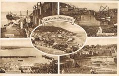 NEWLYN AND MOUSEHOLE: Cornwall ✫ღ⊰n
