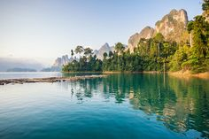 Khao Sok National Park Khao Sok National Park, National Parks, Travel Agency, Wonders Of The World, Thailand, Mountains, Places, Holiday, Nature
