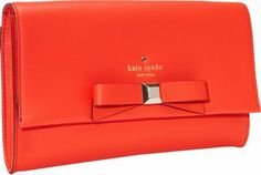 kate spade new york Holly Street Remi Clutch Handbag Maraschino -#fashion #accessories #style #ootd #tips #summer #outfitideas