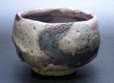 Shinji Suzuki Shino teabowl | ギャラリー桃青