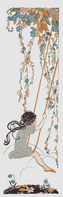 The Swing by Shirley Kite