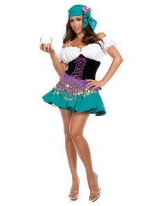 spirit of halloween gypsy costumes | Halloween Costumes / Adult Costumes / Womens Costumes / New for 2013 ...