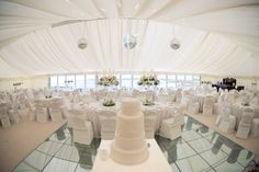 Bling Marquee wedding!