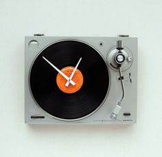 This would be a cool clock for a teenage boy's room
