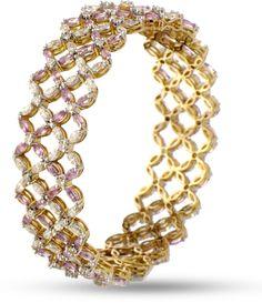 ORRA Bridal Diamond Bangle Collection