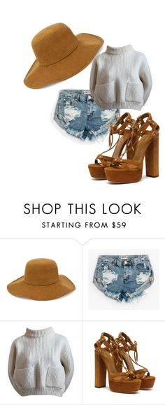 """""""Untitled #444"""" by gibberz on Polyvore featuring Chico's, One Teaspoon and Alaïa"""