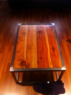 Rustic Coffee Table by mikebuildz on Etsy