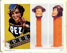first pez candy - Google Search
