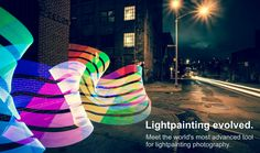 Pixelstick consists of 200 full color RGB LEDs. The controller reads images from an SD card and displays them, one vertical line at a time. Each LED corresponds to a pixel in the image. Transform long exposures by creating full color, high fidelity images with pixelstick.