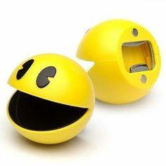 Abridor Magnético Pac Man