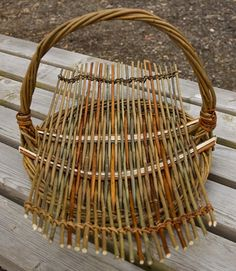 Hedgerow Basket Making Day at Highway Farm Wednesday 2nd November | Chideock and Seatown