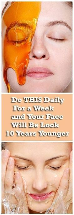 Do THIS Daily For A Week and Your Face Will Be Look 10 Years Younger