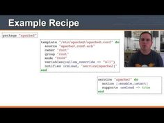 Chef Fundamentals Webinar Series Module 1 - Overview of Chef - YouTube