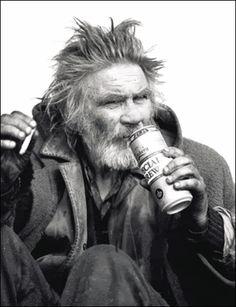 Homeless Man (Drunken Bum)