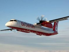 GE Capital Aviation Services leases three new Bombardier Q400 Aircraft to Air Berlin