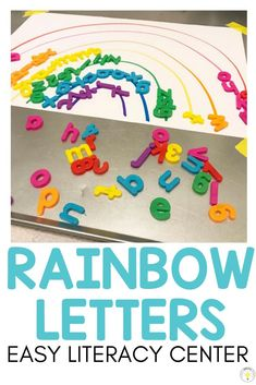 20 FREE alphabet activities for kids. These are great for toddlers through prek preschool age all the way to literacy centers for kindergarten! Use these fine motor sensory games and art projects in your classroom or at home. #abcactivities #teacherfreebies