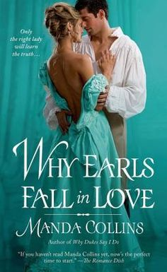 Why Earls Fall in Love (Wicked Widows, #2) by Manda Collins