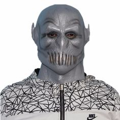 New product in the hood Silver Scary Hall...   Check this out http://www.partyhardstore.com/products/silver-scary-halloween-mask?utm_campaign=social_autopilot&utm_source=pin&utm_medium=pin
