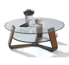 Table en m tal fer forg darlington - Table basse depliante ...