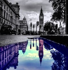 London - one of the most exciting cities I have ever been to..