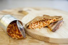 There's nothing humble about our Spag Jaffle. Full of spaghetti and tasty to boot, this is one classic that we can't help but come back to. Your Mouth, Apple Pie, Sandwiches, Tasty, Cleaning, Make It Yourself, Cooking, Warm Hug, Desserts
