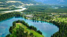Fairmont Jasper Park Lodge, Jasper National Park, Alberta
