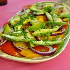 Taste the Rainbow With These Seasonally-Inspired Vegetarian Salads