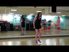 This Zumba Workout is intense! Hit the Floor - Zumba