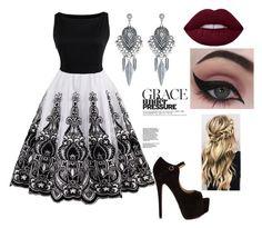 """""""hope<3"""" by rashmisharma251268 ❤ liked on Polyvore featuring Accessorize and Concrete Minerals"""