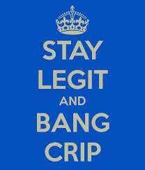 Gangster Quotes, Gangster Rap, Gangster Girl, Crip Sayings, Hoover Crips, Crip Bandana, Crip Tattoos, Bandana Tattoo, Gangster Drawings