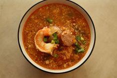 Crock Pot Jambalaya and more of the best paleo crock pot recipes on MyNaturalFamily.com #paleo #crockpot #recipe