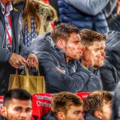 Latest News for James Milner: Liverpool Midfielder Watches Youngsters In The Fa Cup Liverpool England, Liverpool Fc, Gary Mcallister, James Milner, Yorkshire Tea, Stamford Bridge, Club Kids, Pep Talks, Fa Cup