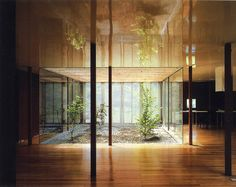Ryue Nishizawa - Weekend house for the architect, Usui-Gun 1998.