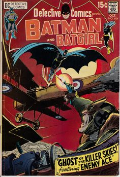 Detective Comics 404   October 1970 Issue  DC by ViewObscura