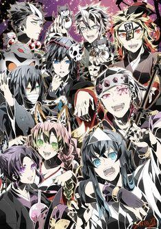 Demon Slayer: Kimetsu No Yaiba manga online Anime Angel, Ange Anime, Anime Demon, Otaku Anime, Anime Ai, Hxh Characters, Demon Hunter, Anime Kunst, Dragon Slayer