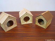 Anteriormente, fiz um vídeo mostrando como forrei o piso da gaiola dos meus hamsters ( vídeo ), porém muitas pessoas se interessaram ...