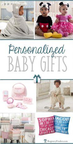 Best Personalized Baby Gifts | RegsitryFinder.com