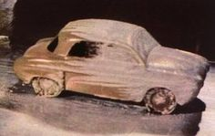 OG | 1956 Renault Dauphine - project 109 | Wind scale model