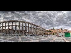 El acueducto romano de Segovia  historia y leyenda.