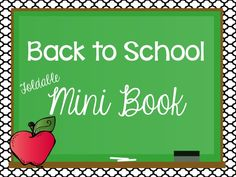 This printable FREEBIE is great for those first few days of speech therapy! Get Back to School ready with this easy to use mini book! #SLP #therapist #BackToSchool #TpT #SpeechBubble #SPED