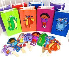 Dora the Explorer - Goodie Bag/Puppet
