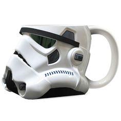 Mug Star Wars Stormtrooper - Geek Store Mug Star Wars, Taza Star Wars, Toy Art, Star Wars Stormtrooper, Darth Vader, Starwars, Ceramic Mug With Lid, R2d2, Tapas