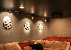 movie themed decor - Google Search
