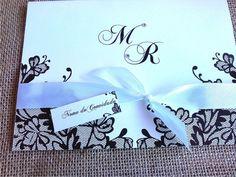 Convite Bouquet Love - Mimos Fashion