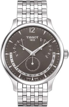 T063.637.11.067.00, T0636371106700, Tissot tradition watch, mens