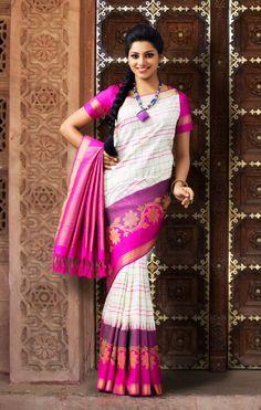 Exclusive Dhola Branded Wedding Silk Saree DBSS4004